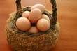Easter Eggs - Rustic Country