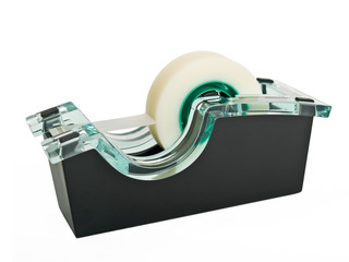 Luxury tape dispenser