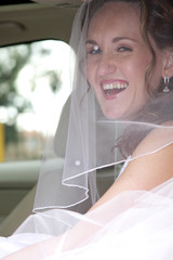 Bride Happy