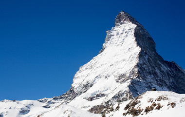 Matterhorn from Swizz side