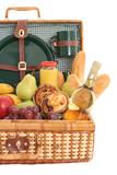 picnic basket poster