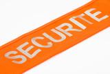 sécurité bracelet norme alerte secours formation bandeau poster