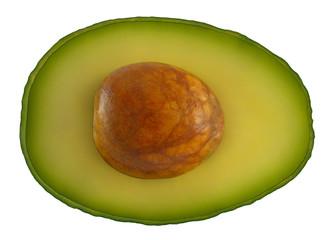 Fruta del Aguacate