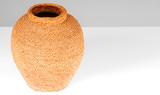 Woven Textile Vase poster