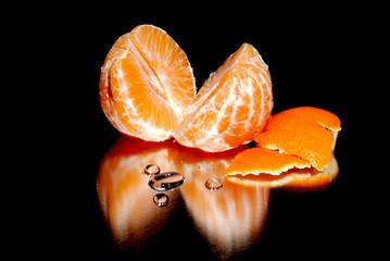 mandarino aperto