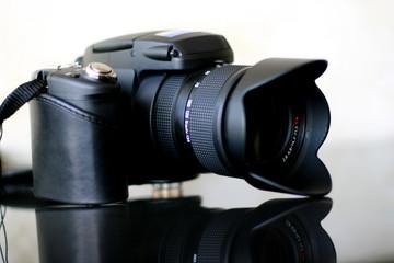 Digital black camera