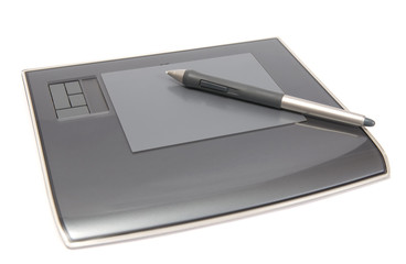 digitizer with pen
