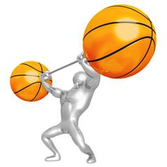 Basketball Weight Training