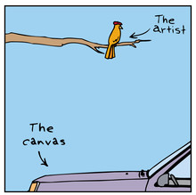 The Artist -- The Canvas