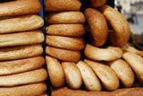 Arabian bakery product poster