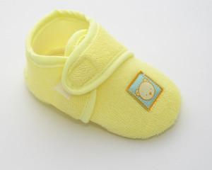 one babies shoe
