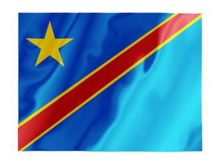 DR Congo fluttering