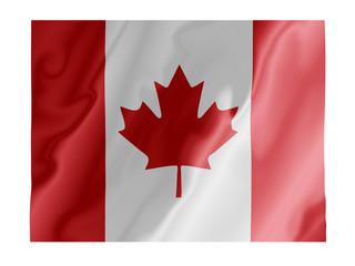 Canada fluttering
