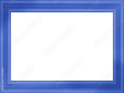 Cadre en bois bleu photo libre de droits sur la banque d 39 imag - Acheter cadre en ligne ...