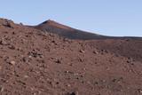 Red Volcanic Landscape - Iceland poster