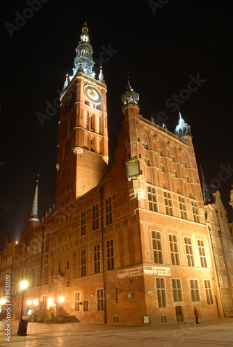 Gdansk at night © asmik