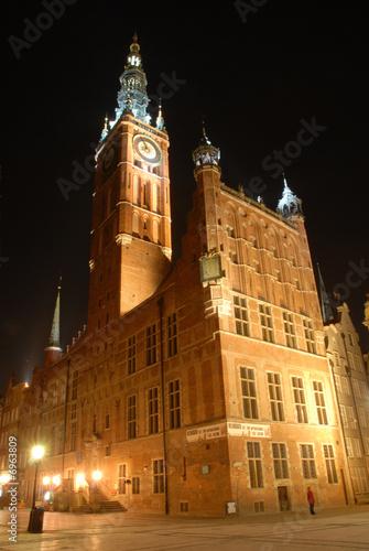 Gdansk at night © asmik