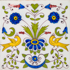 Polychrome Tile