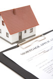 mortgage application form poster