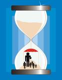 protector del tiempo poster