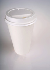 Take-Away Coffee Cup