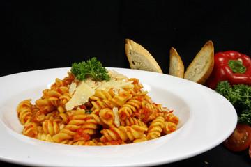 Gourmet Pasta Display