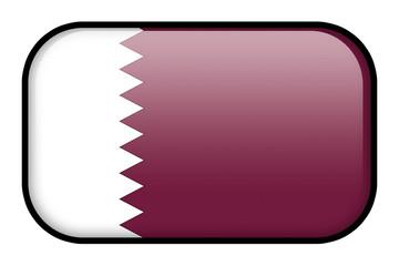Bouton Drapeau du Qatar