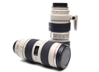 two zoom lenses