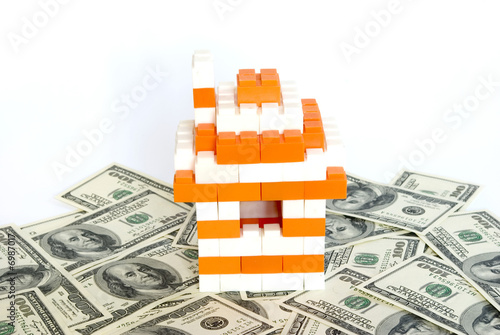 House and dollars