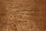 Damaged cracked wood texture poster