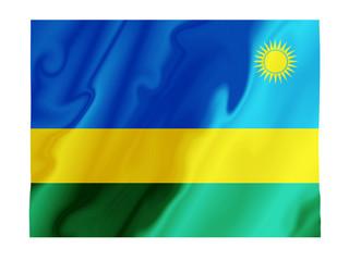 Rwanda fluttering