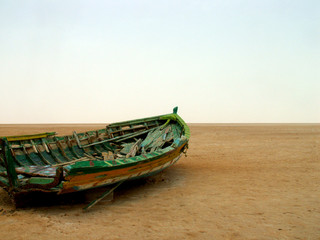 Chott el Djerid, Tunisia