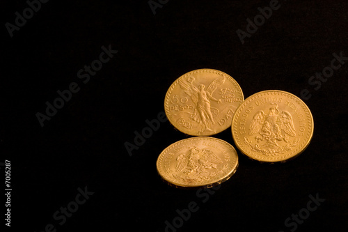 Gold pieces 3