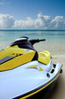 Jet ski ready to go