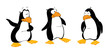 Three_penguins_look_out