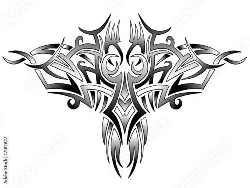 gamesageddon tribal tattoo vorlage lizenzfreie fotos. Black Bedroom Furniture Sets. Home Design Ideas