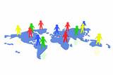 world partnership poster