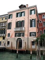 Ancien palais rose, Venise, Italie