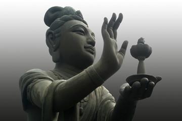 Buddha worshiper