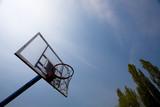 basketball goal - concept poster