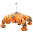 Orange Robot Bug