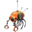 Orange Search Engine Robot