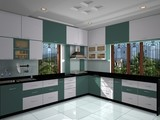 Modern Interior Kitchen