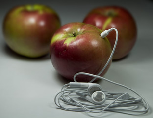 MP3 apple