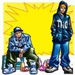 hip hop grafitti