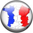 Drapeau France Régions