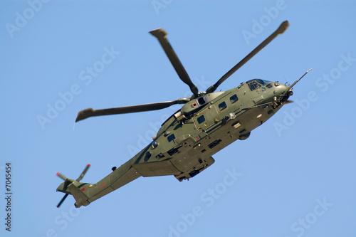 Fotobehang Helicopter EH.101 Hubschrauber