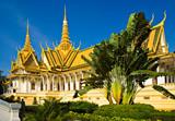 Grand palace, Cambodia.