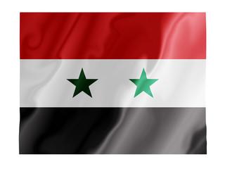 Syria fluttering