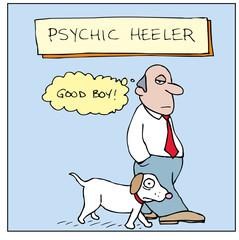 Psychic Heeler